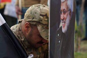 عکس/ شخصیتهای مهم عراقی در تشییع پیکر شهدا