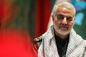 فیلم/ آخرین زیارتِ سردار سلیمانی در دنیای فانی