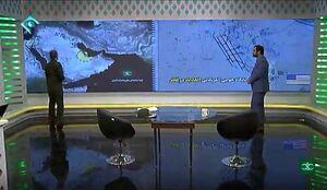 فیلم/ سردار حاجی زاده: آمریکا در منطقه مثل گوشت زیر دندان ماست