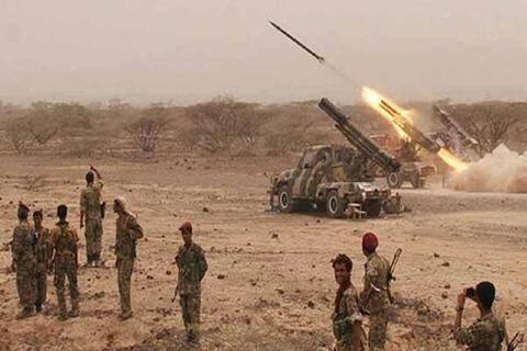 فیلم/ ضرباتکاری یمنیها به ارتشسعودی در سال ۲۰۱۹