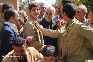 رازهای محبوبیت سردار سلیمانی در خوزستان +عکس