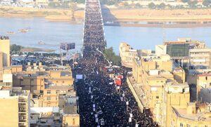 وداع میلیونی مردم اهواز با پیکر حاج قاسم/ خوزستان در یک کلام: انتقام-انتقام +عکس و فیلم