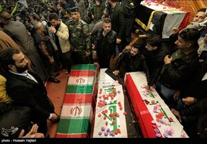 تیزر مراسم وداع با پیکر مطهر حاج قاسم سلیمانی در تهران