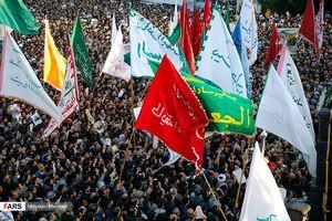 فیلم/ پوشش مراسم تشییع سردار سلیمانی در تلویزیون جهانی چین