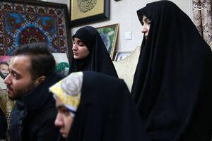 فیلم/ پیام دختر سردار قاسم سلیمانی به ترامپ