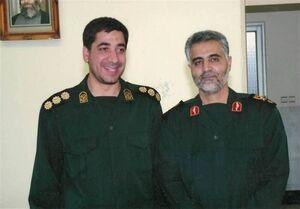 شهدای ایرانی همراه سردار سلیمانی را بشناسید /عکس
