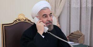 تماس تلفنی روحانی و جانسون درباره سردار سلیمانی