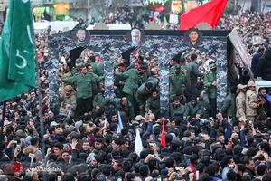 استانداری تهران: آماده حضور چهار میلیون نفر در تشییع سپهبد سلیمانی هستیم