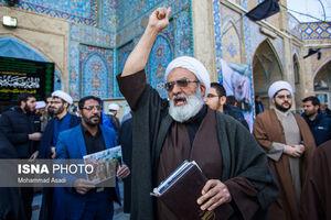 عکس/ بزرگداشت سردار شهید قاسم سلیمانی در اراک