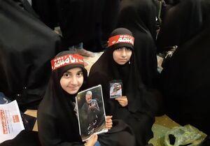 مراسم بزرگداشت شهدای مقاومت در تهران برگزار شد+ عکس