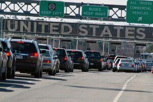 آمریکا ۶۰ ایرانی را در مرز کانادا بازداشت کرده است