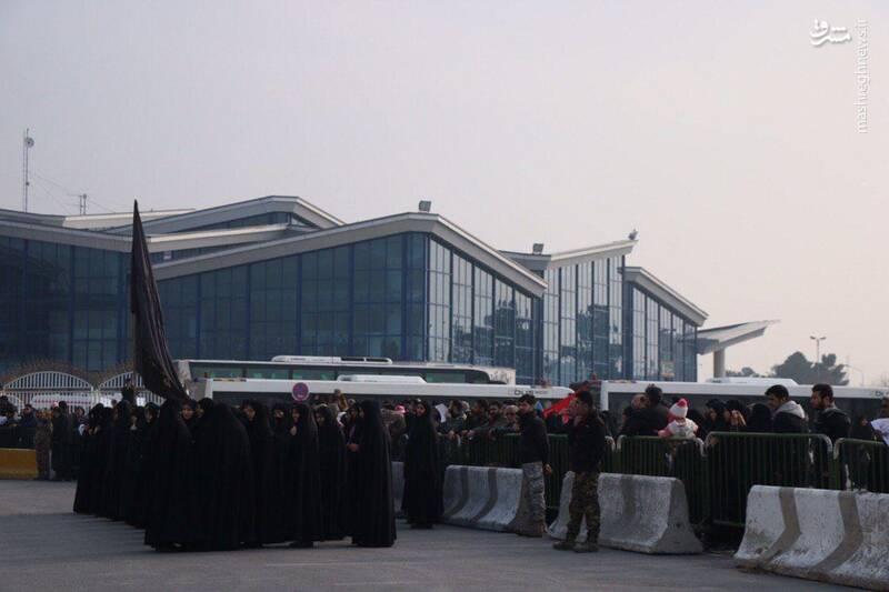 فرودگاه بين المللي شهيد هاشمي نژاد
