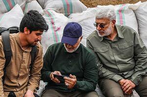 داستان یک عکس با حاج قاسم سلیمانی و ابومهدی المهندس!