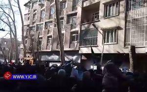 فیلم/ ظرفیت خیابانهای تهران تکمیل شد