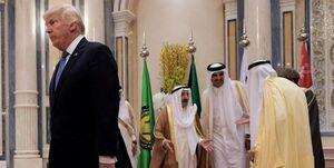 پیام کشورهای عربی خلیج فارس به آمریکا درباره جنگ با ایران