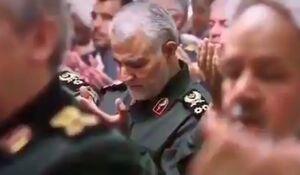 فیلم/ سرود حماسی حزب الله لبنان برای حاج قاسم و ابومهدی