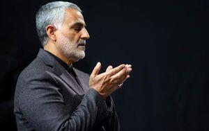 فیلم/ قسمهای جلاله سردار سلیمانی برای یک توصیه