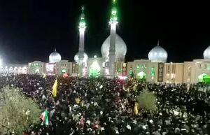 فروشگاه کتاب شهید سلیمانی در مسجد جمکران بازگشایی شد