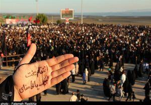 عکس/ طوفان سلیمانیهای هرمزگان در کنار تنگه هرمز