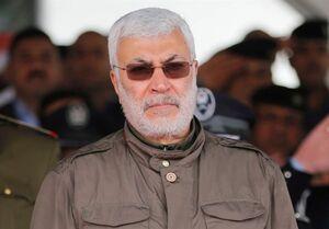 شهید ابومهدی المهندس فرمانده حشدالشعبی