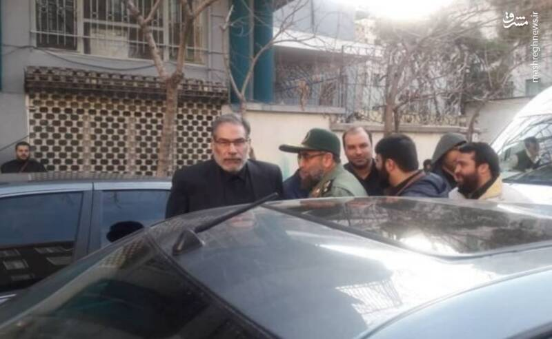 علی شمخانیو سردار باقرزاده