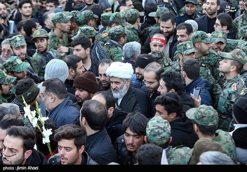 رئیس سازمان اطلاعات سپاه