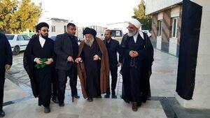 عکس/ استقبال از پیکر شهید ابومهدی المهندس در فرودگاه