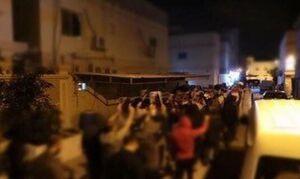 """فیلم/ فریاد """"مرگ بر آمریکا"""" مردم مظلوم بحرین"""