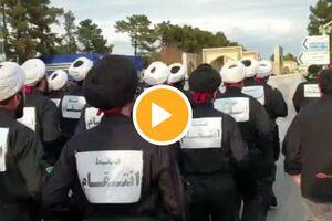 رژه حماسی برای انتقام سخت +فیلم