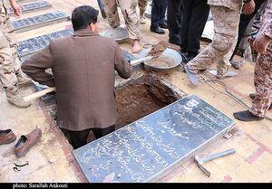 مراسم خاکسپاری پیکر شهید سردار سلیمانی در کرمان به تعویق افتاد