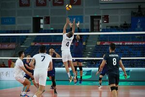 والیبال ایران و چین تایپه