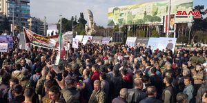 محکومیت اقدام تروریستی آمریکا در حلب
