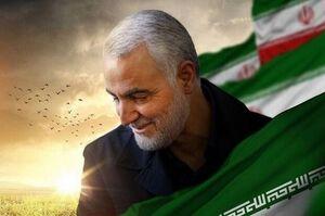 عکس/ حضور شخصیتهای عراقی بر مزار سردار سلیمانی