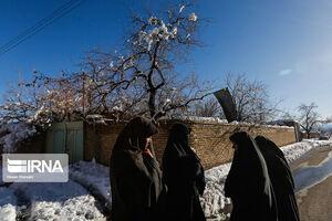 حالوهوای روستای محل تولد سردار سلیمانی