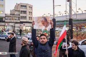 فیلم/ واکنش مردم کرج، یاسوج، همدانوگرگان به پاسخ موشکی سپاه