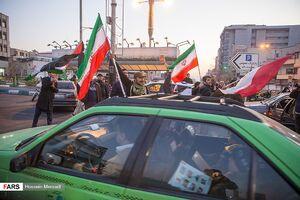 فیلم/ صبح مردم تهران با خبر حمله موشکی سپاه