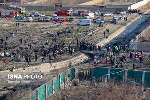 جزییات جدید از هواپیمای سقوط کرده اوکراینی