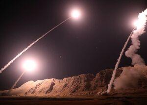 """موشک ضد داعشی این بار اربابان آنها را تنبیه کرد/ ترکیب مرگبار فاتح و قیام این بار بر سر """"سنتکام"""" نازل شد+فیلم"""