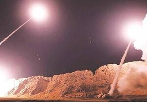سانسور تلفات حمله موشکی به عینالاسد