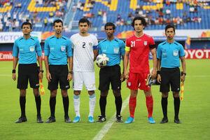 امید ایران و ازبکستان