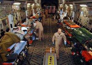 جزییات پرواز یواشکی بزرگترین آمبولانس هوایی ارتش آمریکا از عراق به آلمان/ تلاش ترامپ برای کتمان تلفات پاسخ موشکی سپاه ادامه دارد +سند