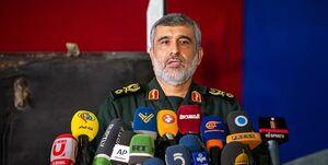 سردار حاجیزاده: ضربه موشکی به عین الاسد آغاز یک عملیات بزرگ بود