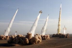نشنال اینترست: همه اهداف آمریکا در خاورمیانه در تیررس موشکهای ایران است