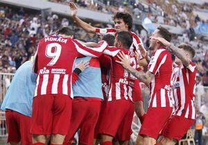 اتلتیکو با شکست بارسا رقیب رئال در فینال شد