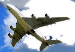 روال عادی عبور پرواز ایرلاینهای خارجی از آسمان ایران + عکس