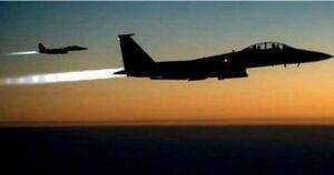 دیدهبان حقوق بشر سوریه: ۸ نیروی حشد شعبی در حمله هوایی کشته شدند