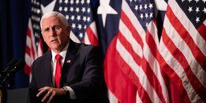 ادعای معاون رئیسجمهور آمریکا درباره انتقام موشکی ایران