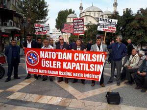 تشدید احساسات ضد آمریکایی در ترکیه