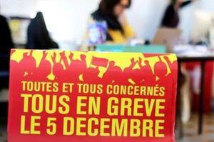 اعتصاب در فرانسه