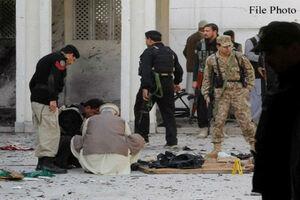 انفجار بمب در مسجدی در پاکستان ۱۹ کشته و زخمی برجا گذاشت